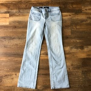 Nine West Bootcut Stretch Jeans